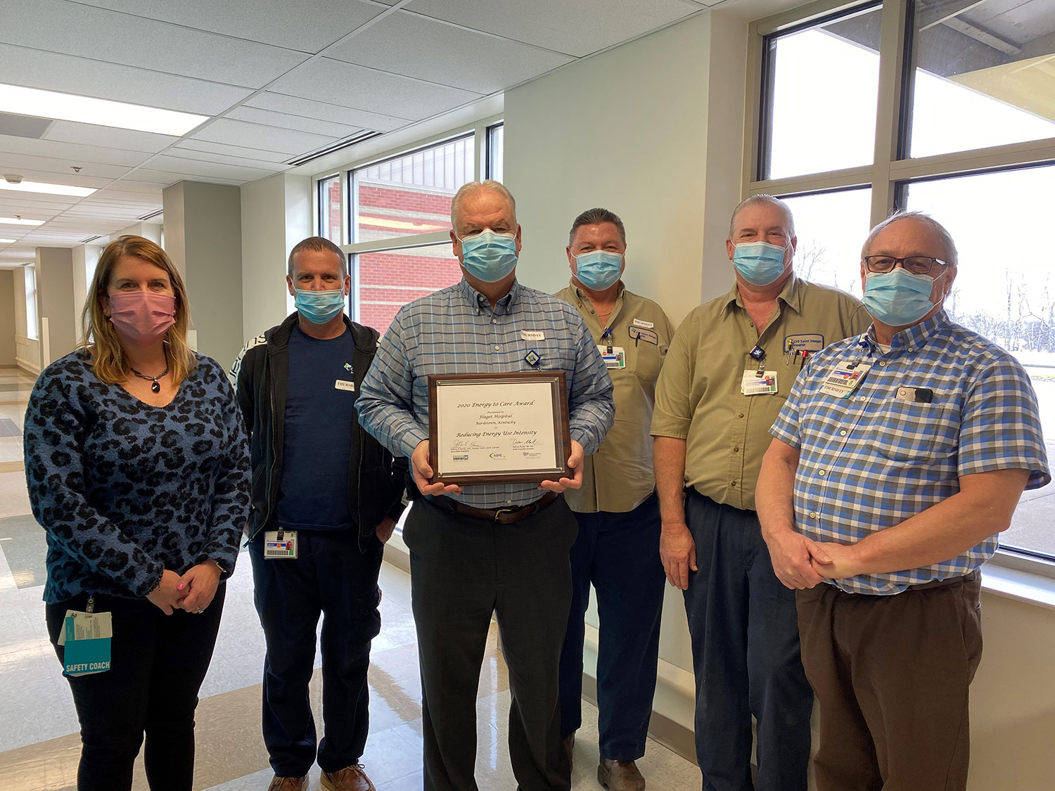 Flaget Memorial Hospital Medical Office Building Receives Energy to Care Award